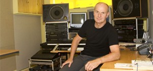 Orchestrator and Composer Richard Attree